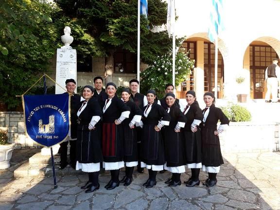 Photo of Καταχειροκροτήθηκε το Λύκειο Ελληνίδων Καβάλας στην Κόνιτσα