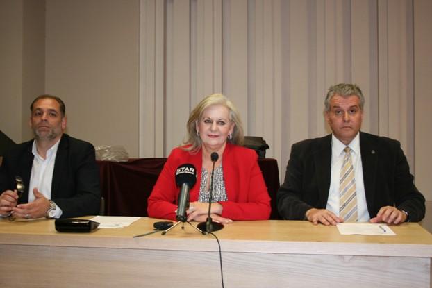 Photo of Η κ. Ελένη Δημούδη-Τζατζαΐρη νέα Πρόεδρος του Περιφερειακού Συμβουλίου ΑΜΘ