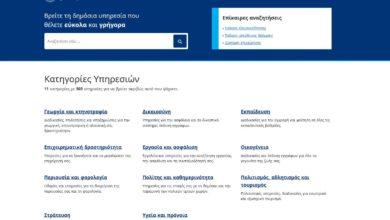 Photo of Το Δημόσιο online
