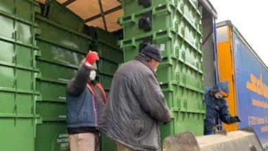 Photo of 550 νέους κάδους απορριμμάτων παρέλαβε ο δήμος Παγγαίου